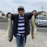 6月18日 シイラ メジロ 太刀魚