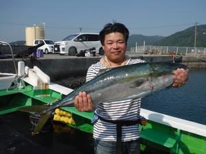 6月20日 シイラ 太刀魚 サゴシ ブリ