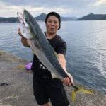 7月9日 シイラ 太刀魚 ソーダ鰹