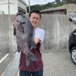 7月15日 石鯛 太刀魚