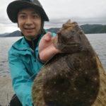 7月20日 ヒラメ ソーダ鰹 太刀魚