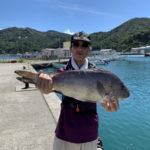 9月4日 コロダイ ツバス 太刀魚 シイラ グレ イサギ アイゴ カワハギ