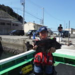 9月14日 サワラ シオ 石鯛 イシガキ