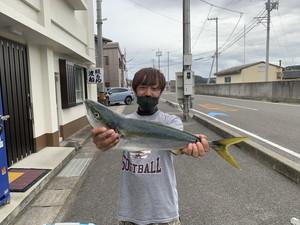 9月26日 シイラ アオリイカ 太刀魚